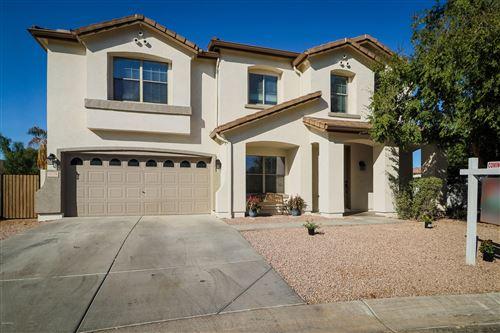 Photo of 3778 E SHEFFIELD Road, Gilbert, AZ 85296 (MLS # 6137011)