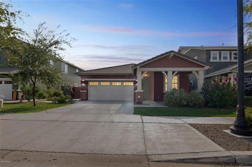 Photo of 7359 E OSAGE Avenue, Mesa, AZ 85212 (MLS # 6149011)