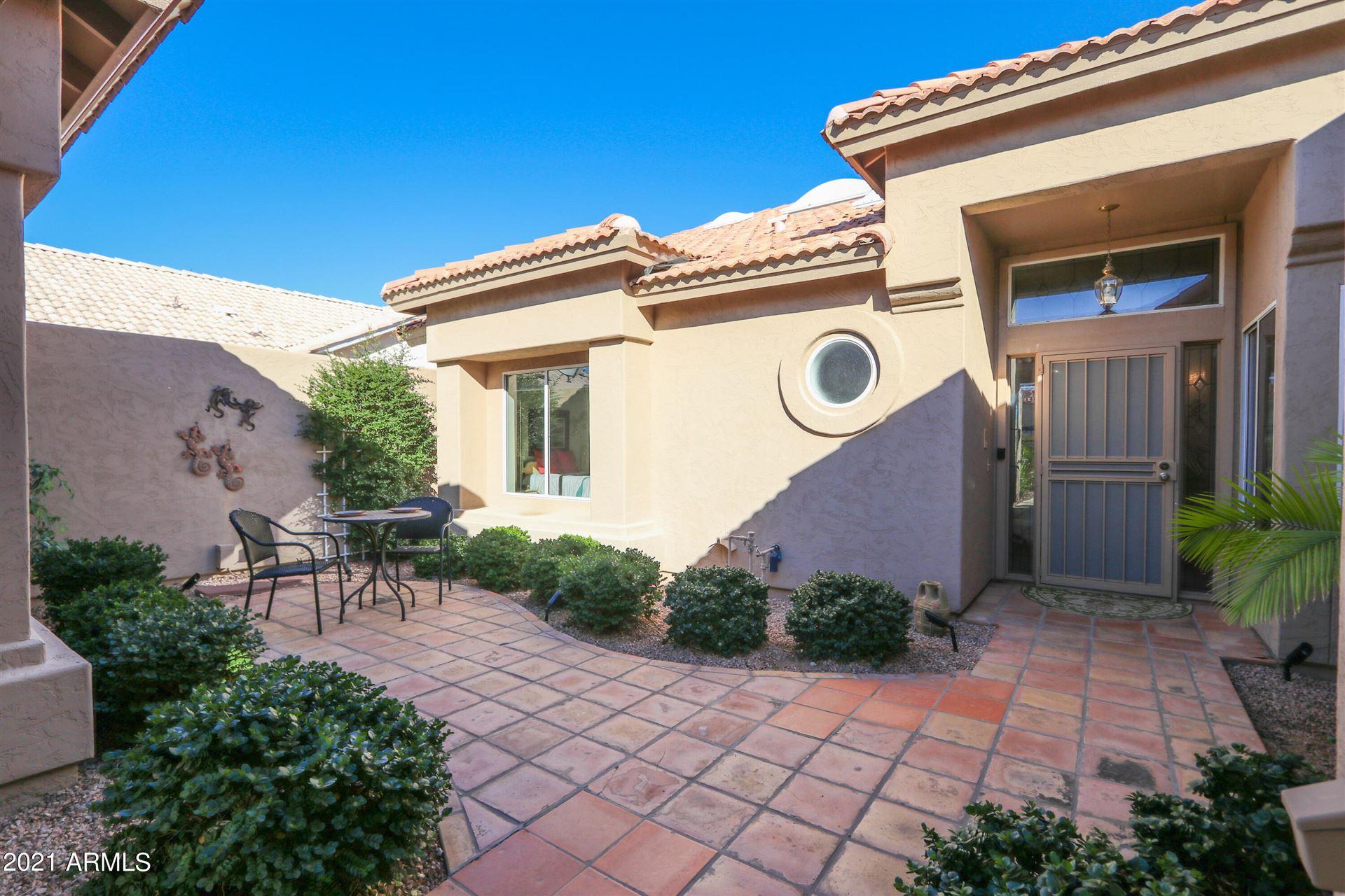Photo of 24825 S RIBBONWOOD Drive, Sun Lakes, AZ 85248 (MLS # 6197011)