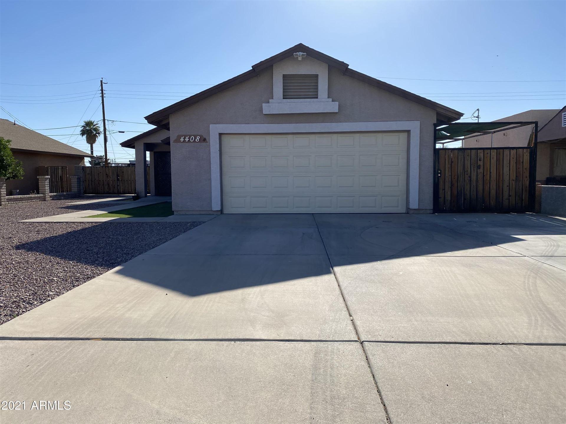 4408 N 22ND Drive, Phoenix, AZ 85015 - MLS#: 6244011