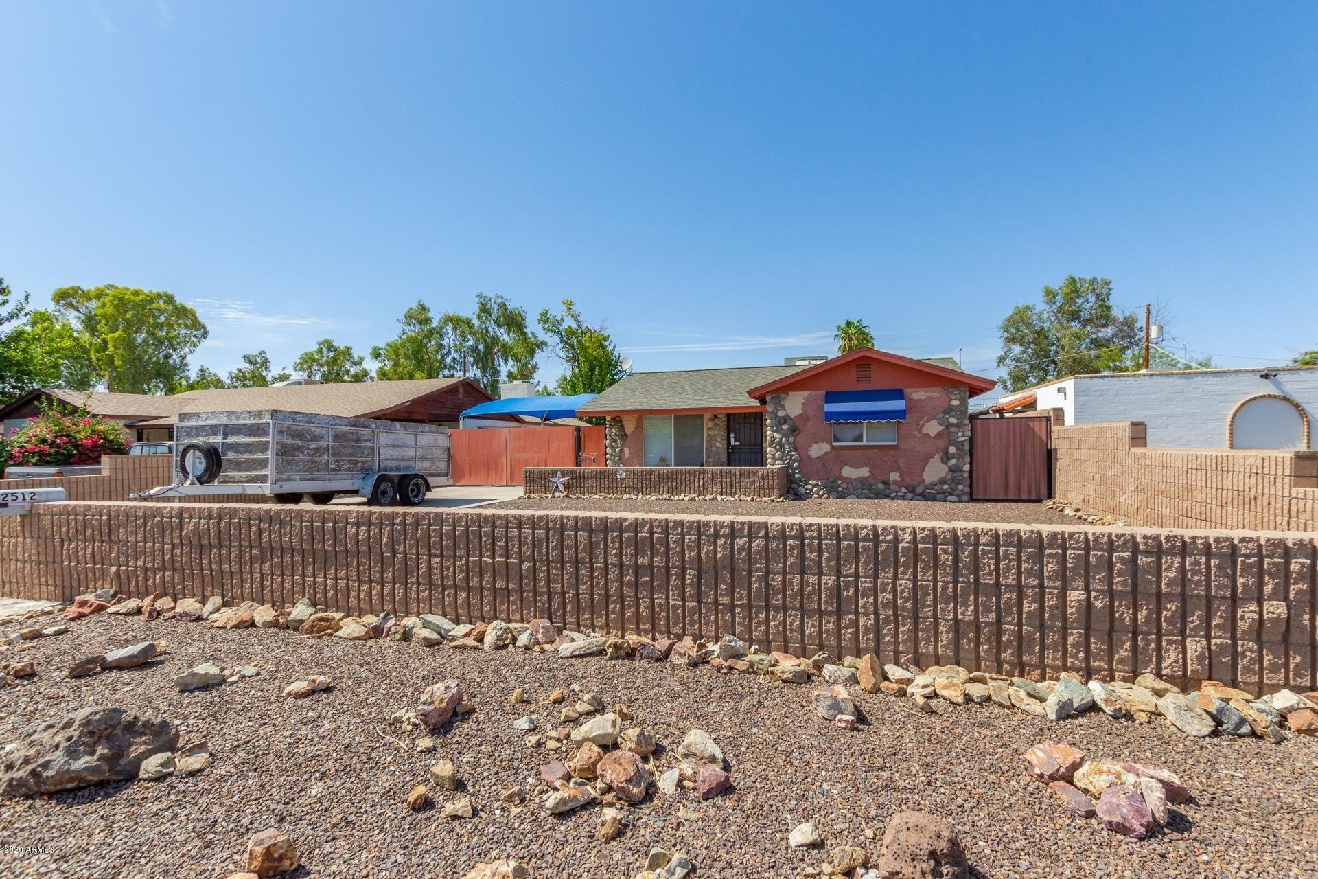 2512 W BELMONT Avenue, Phoenix, AZ 85051 - MLS#: 6098012
