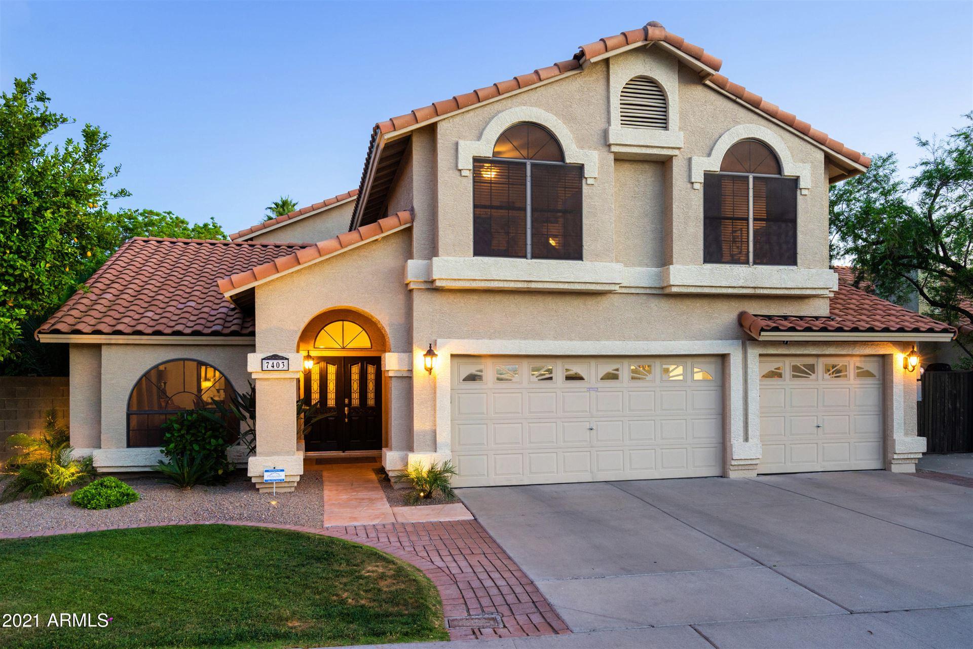Photo of 7403 W TOPEKA Drive, Glendale, AZ 85308 (MLS # 6234012)
