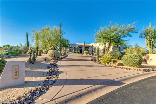 Photo of 7598 E TRANQUIL Place, Carefree, AZ 85377 (MLS # 6106013)