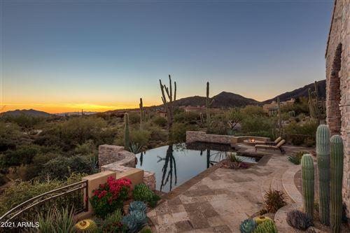 Photo of 9856 E HONEY MESQUITE Drive, Scottsdale, AZ 85262 (MLS # 6234014)