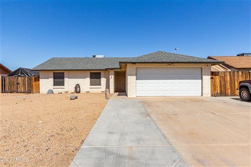 Photo of 6814 W CAMERON Drive, Peoria, AZ 85345 (MLS # 6289015)
