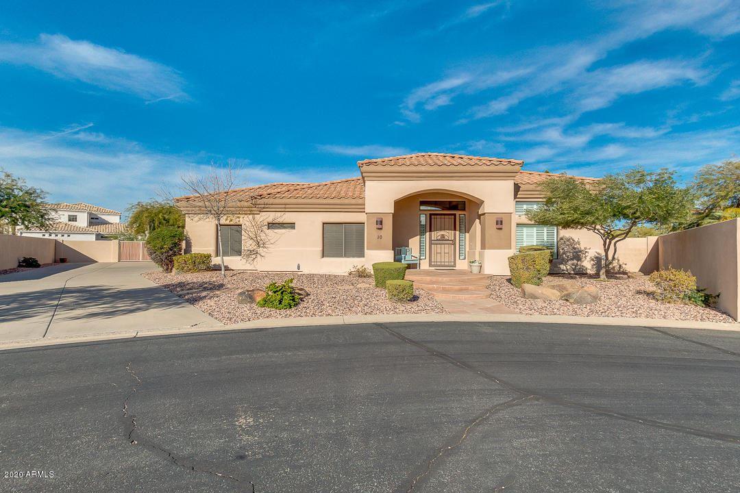 6460 E TRAILRIDGE Circle #10, Mesa, AZ 85215 - #: 6025015