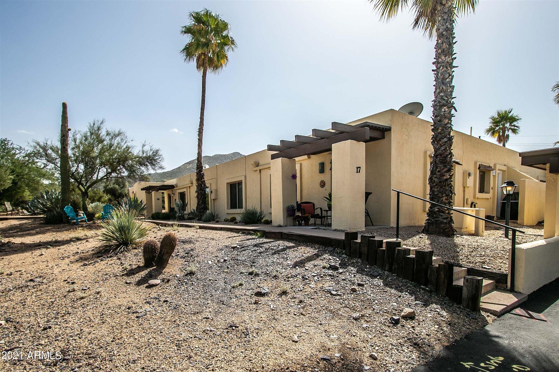 Photo of 37801 N CAVE CREEK Road #17, Cave Creek, AZ 85331 (MLS # 6307015)