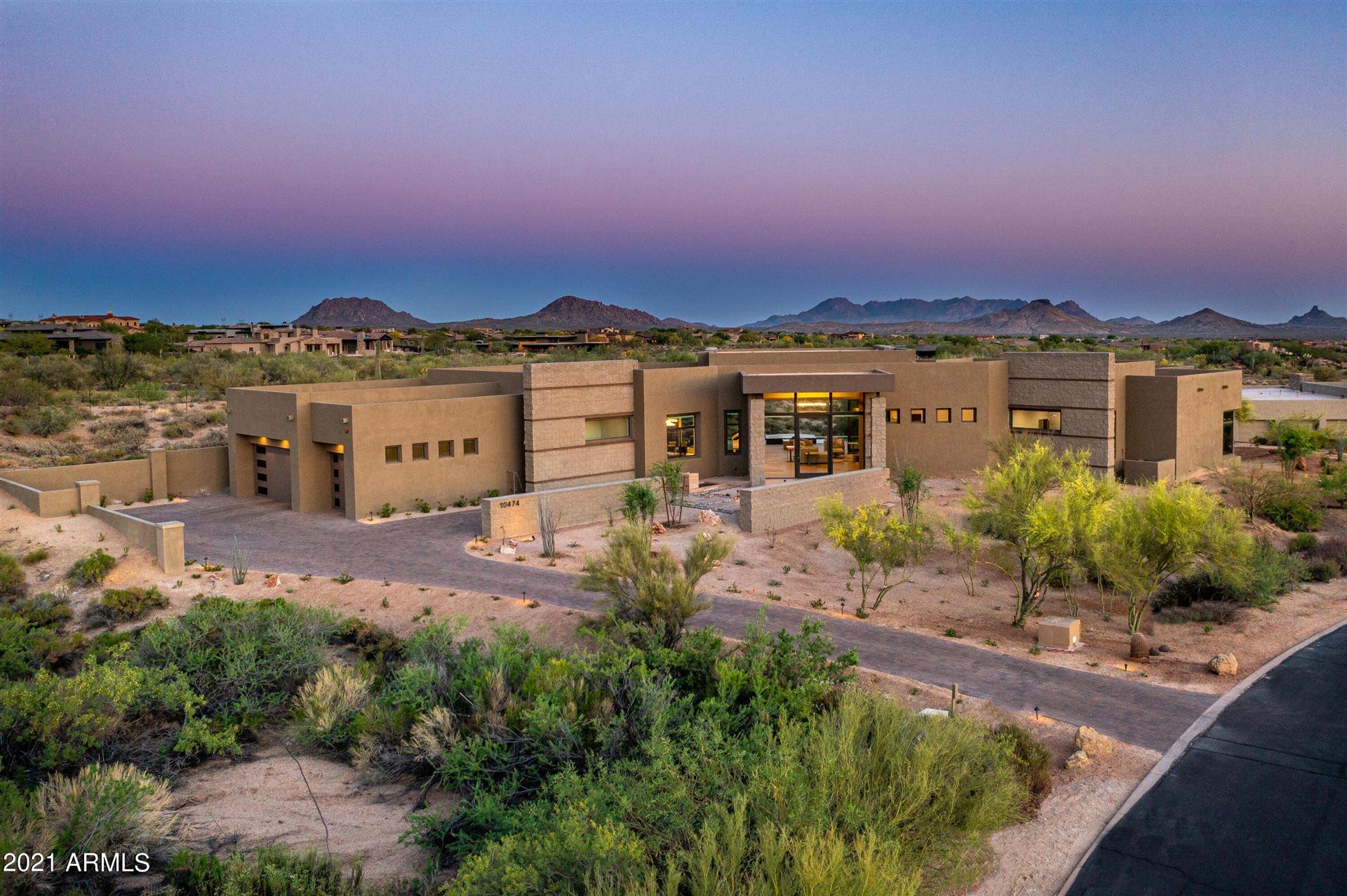 Photo of 10474 E Scopa Trail, Scottsdale, AZ 85262 (MLS # 6201016)