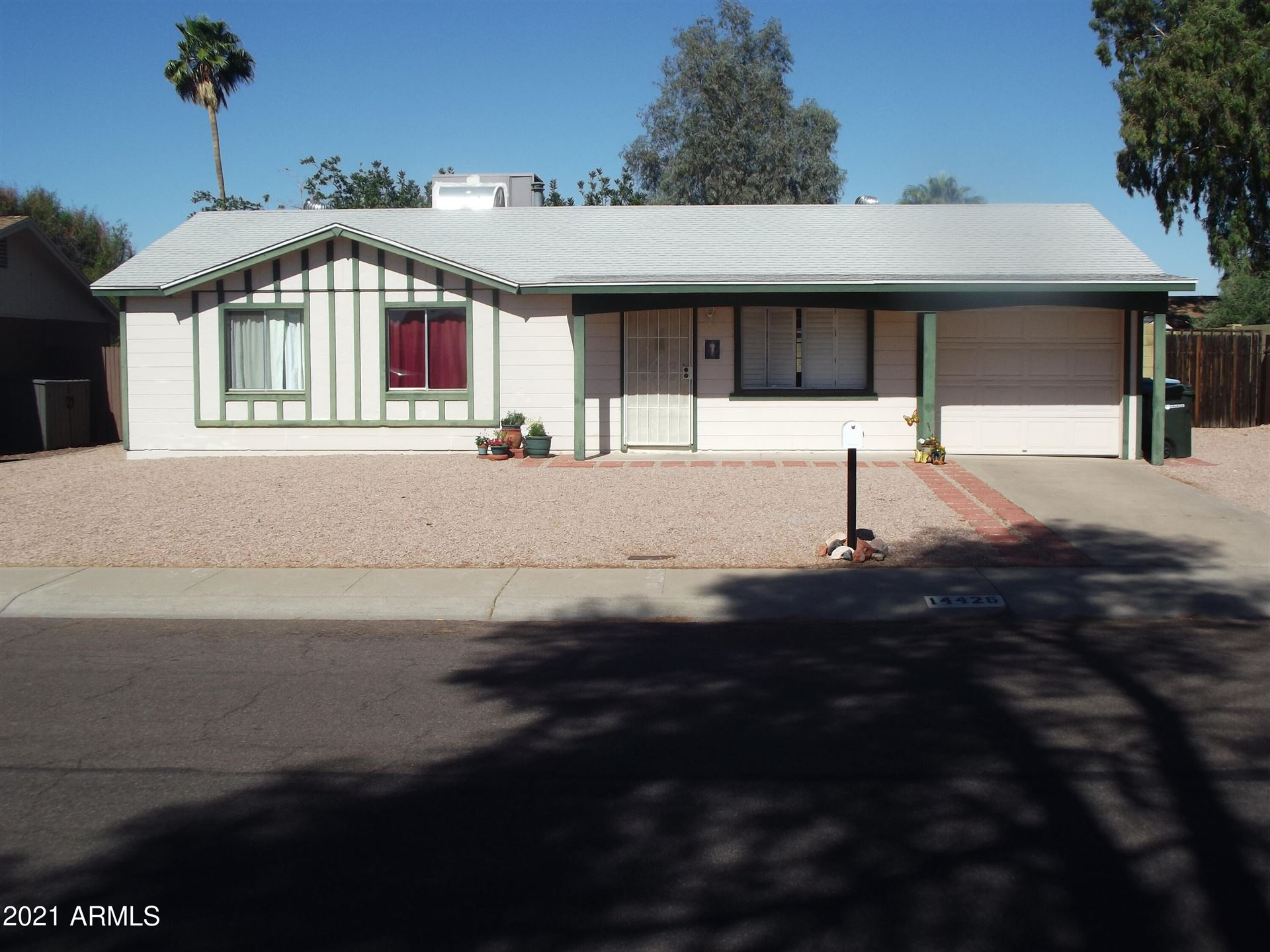 14426 N 39TH Way, Phoenix, AZ 85032 - MLS#: 6230016