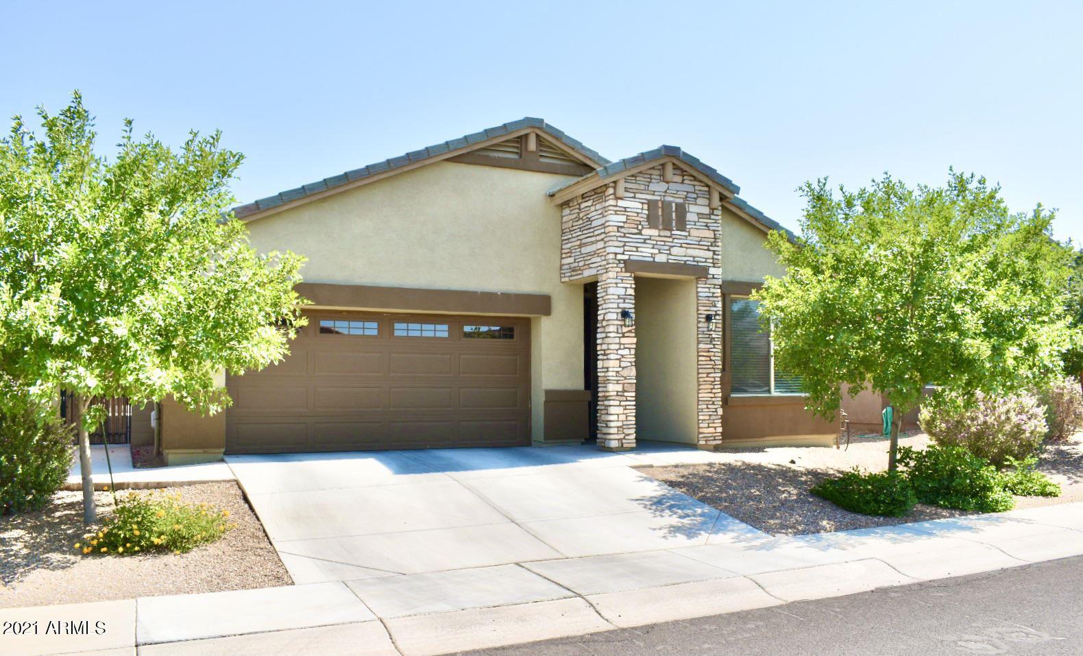 Photo of 41153 W GANLEY Way, Maricopa, AZ 85138 (MLS # 6247016)