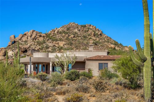 Photo of 7965 E SOARING EAGLE Way, Scottsdale, AZ 85266 (MLS # 6147017)