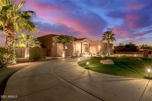 Photo of 9717 W CAMINO DE ORO Drive, Peoria, AZ 85383 (MLS # 6209017)