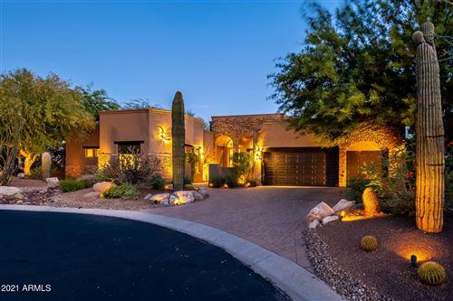 Photo of 10963 E SUTHERLAND Way, Scottsdale, AZ 85262 (MLS # 6256017)