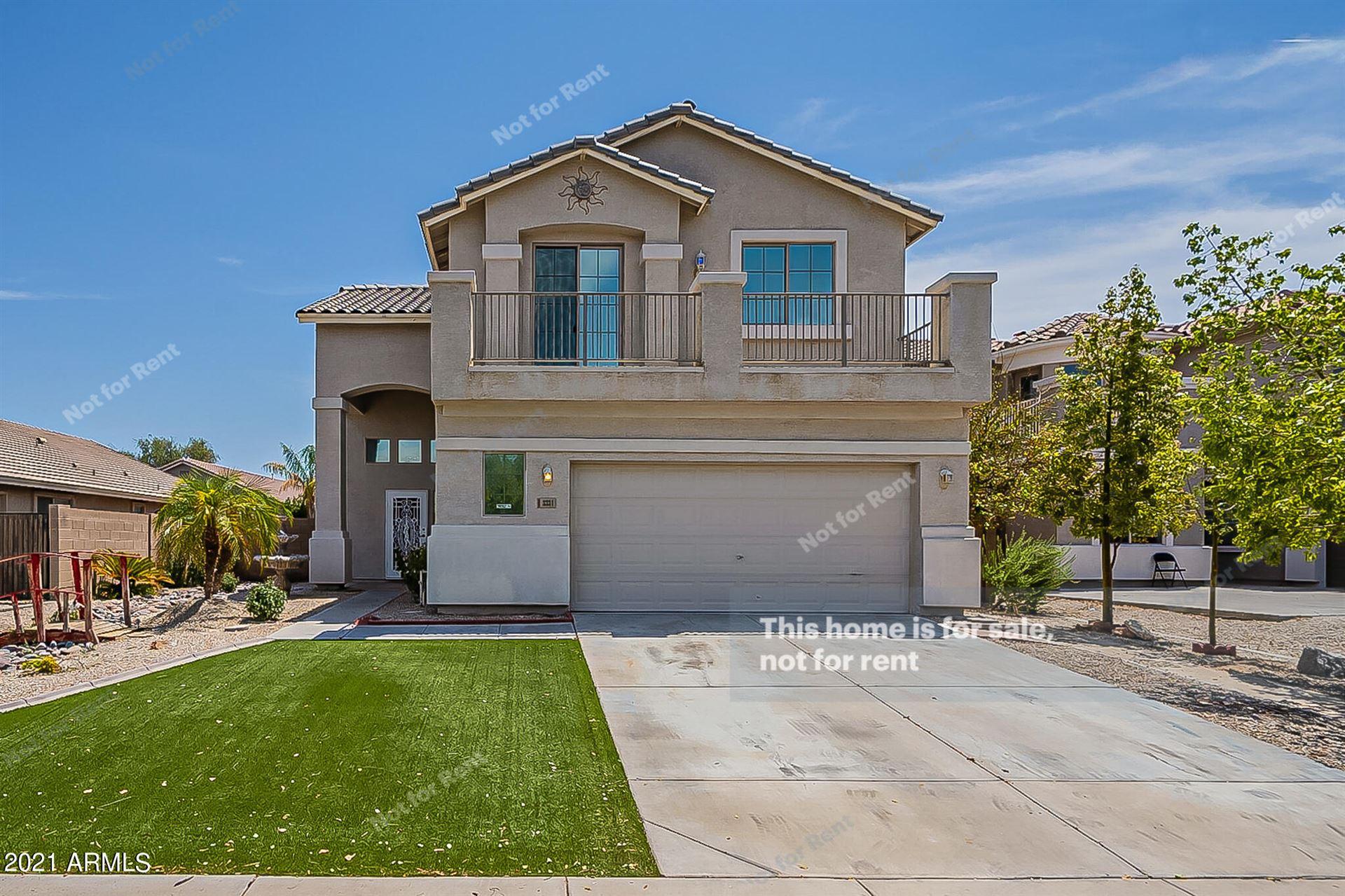 3331 W SOUTH BUTTE Road, Queen Creek, AZ 85142 - MLS#: 6264017