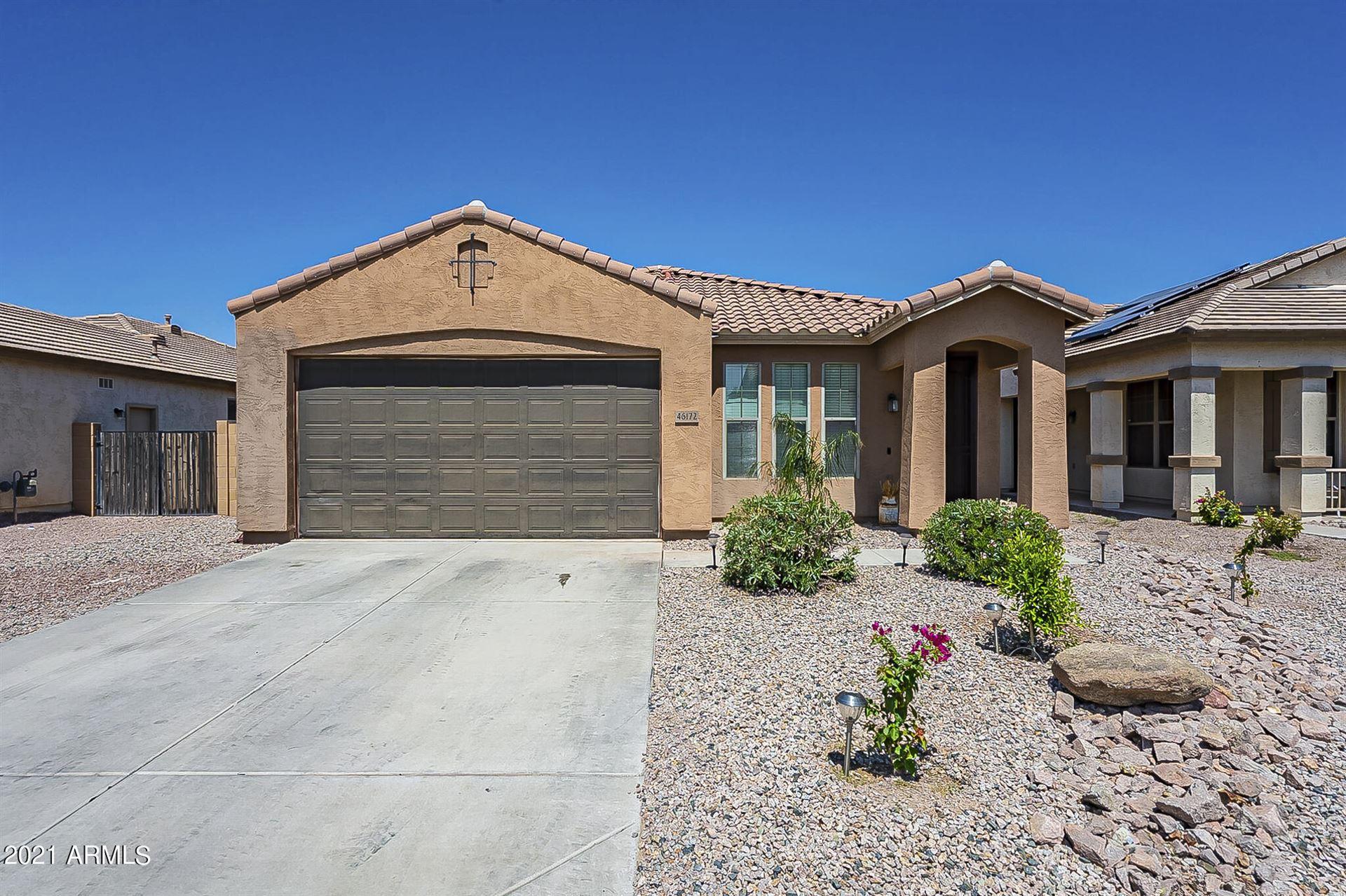 Photo for 46172 W KRISTINA Way, Maricopa, AZ 85139 (MLS # 6285017)