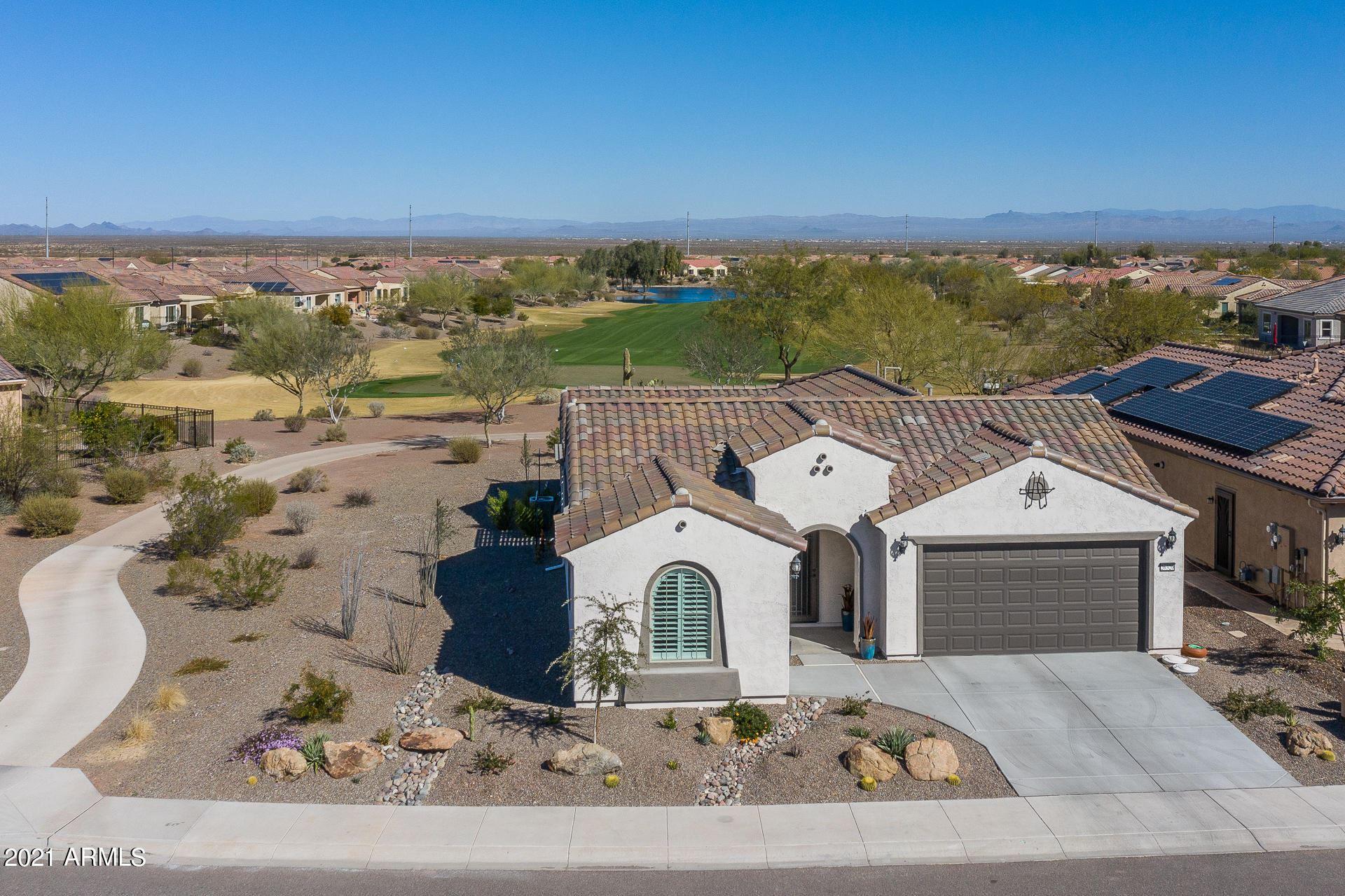 Photo of 26320 W MATTHEW Drive, Buckeye, AZ 85396 (MLS # 6200018)