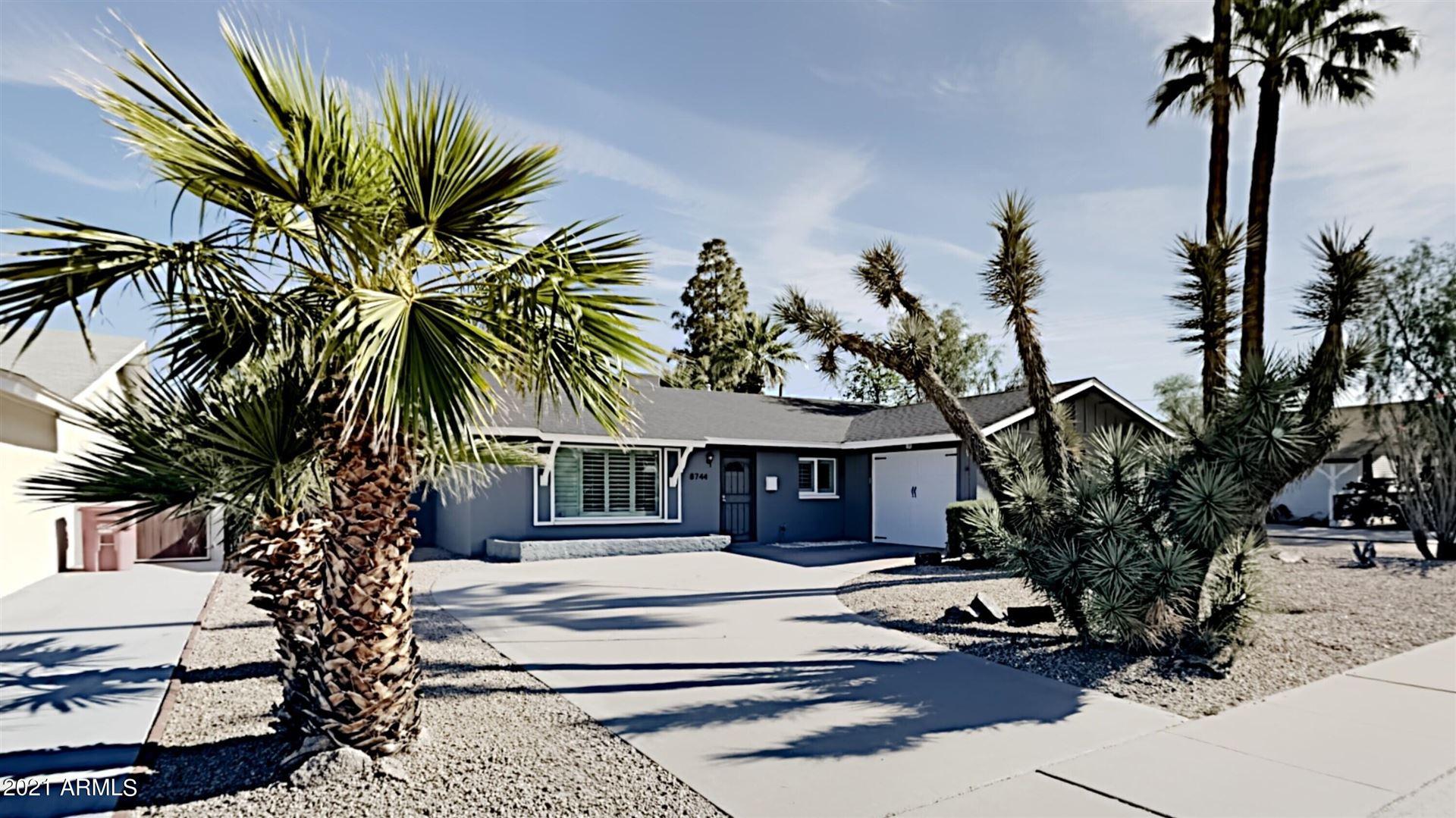 8744 E ROSE Lane, Scottsdale, AZ 85250 - #: 6223018