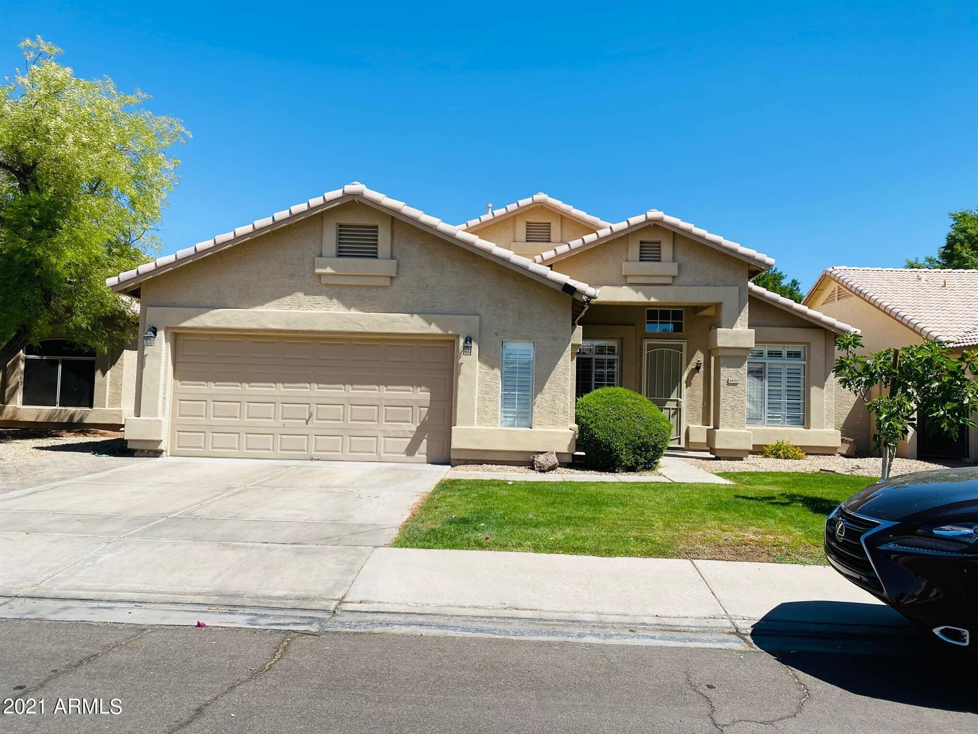 4830 W Flint Street, Chandler, AZ 85226 - MLS#: 6232018