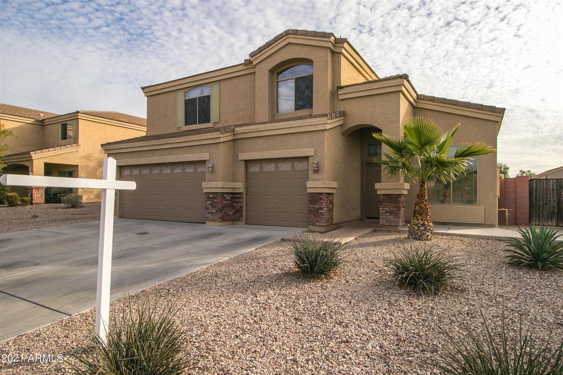 Photo of 23229 W KIMBERLY Drive, Buckeye, AZ 85326 (MLS # 6287018)