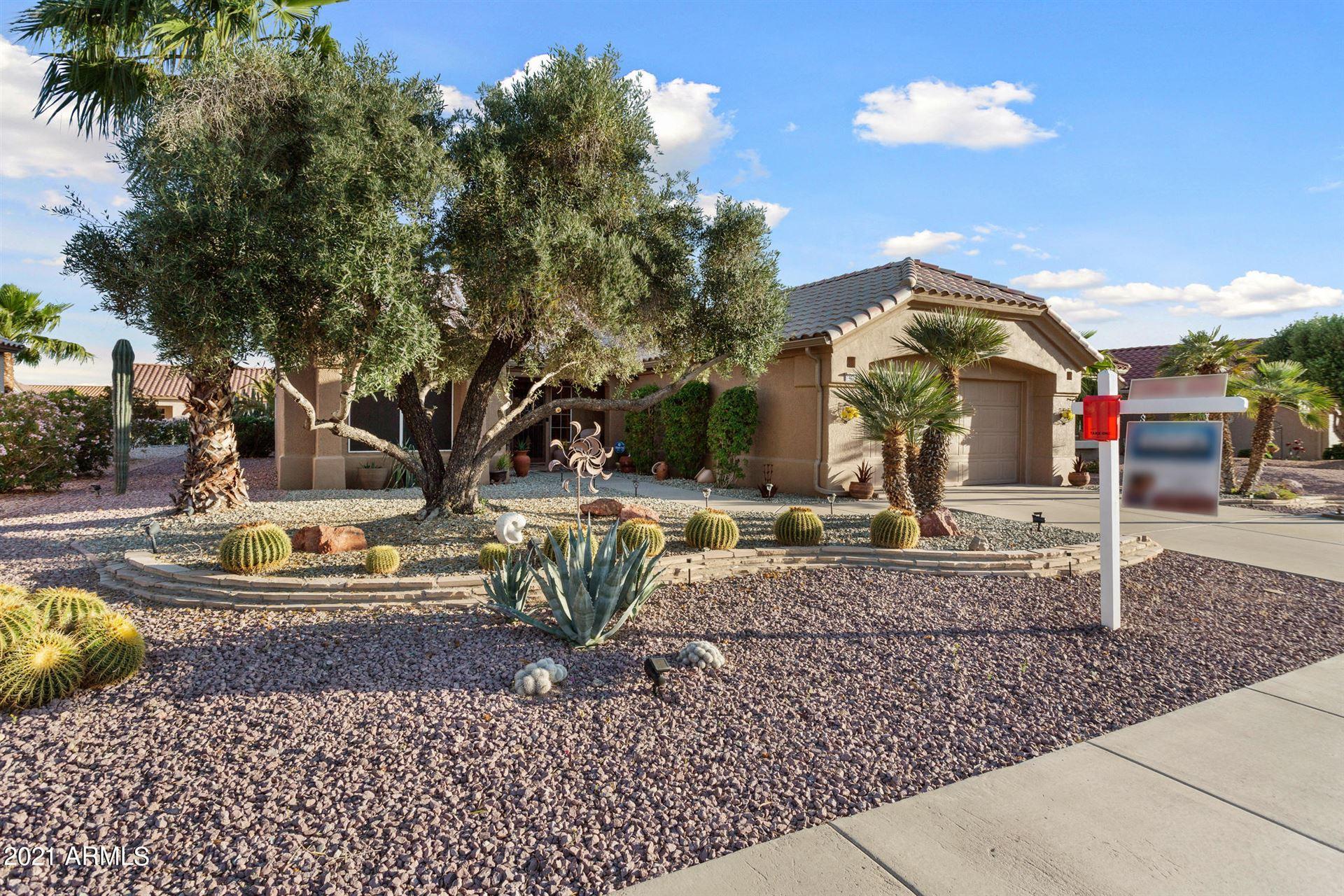 Photo of 14019 W BLACK GOLD Lane, Sun City West, AZ 85375 (MLS # 6231021)