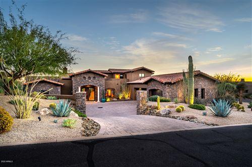 Photo of 39821 N 107TH Place, Scottsdale, AZ 85262 (MLS # 6160024)