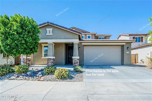 Photo of 42110 W SOMERSET Drive, Maricopa, AZ 85138 (MLS # 6236024)