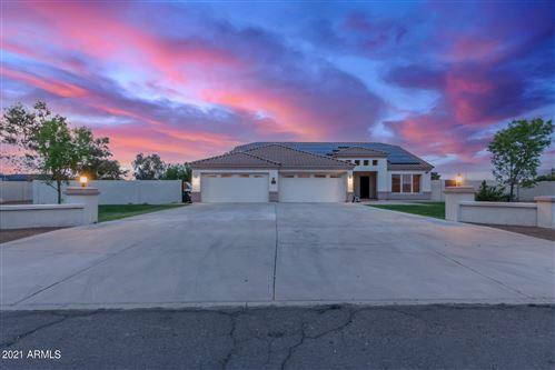 Photo of 3634 W MORROW Drive, Glendale, AZ 85308 (MLS # 6269024)