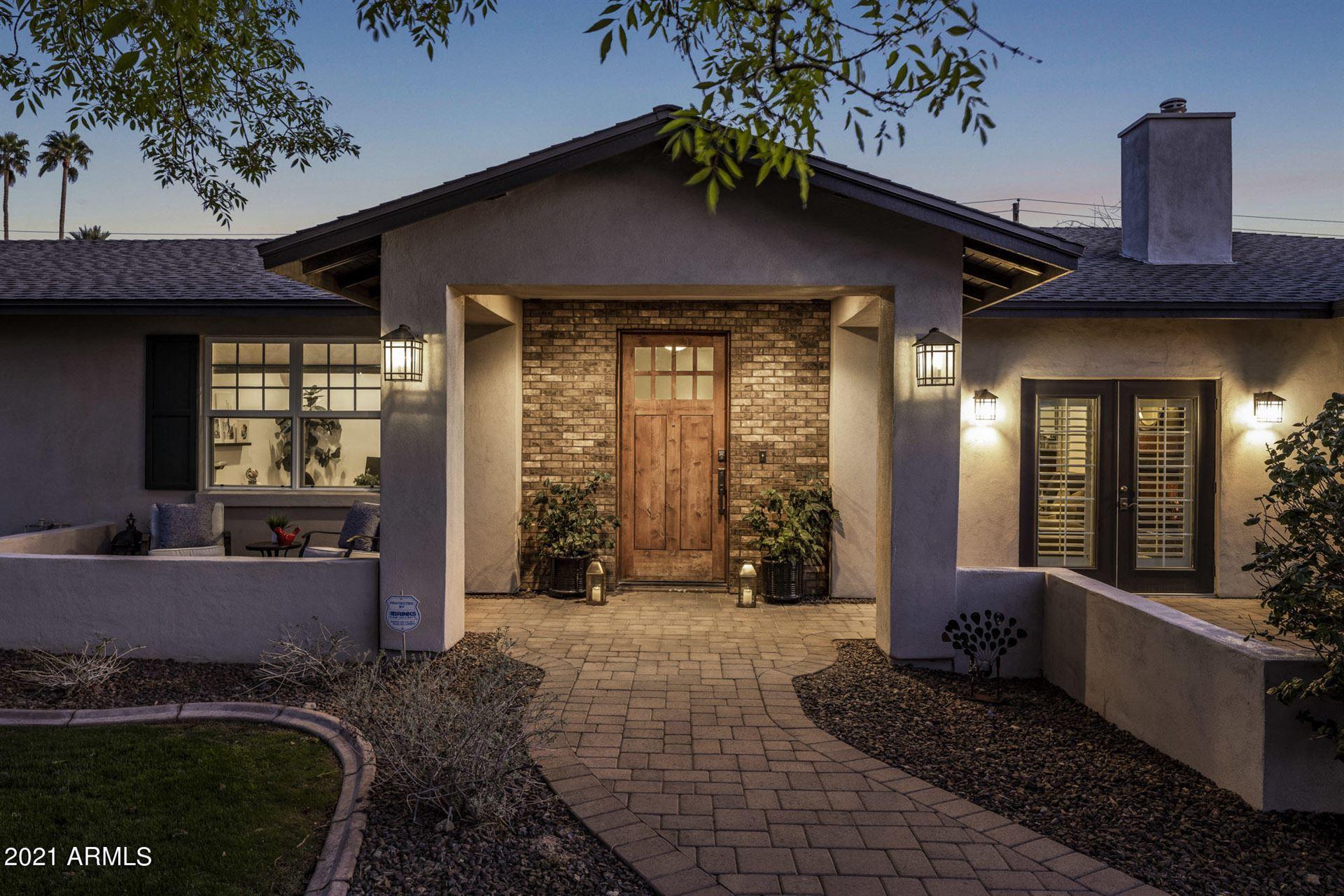 Photo of 3709 E HAZELWOOD Street, Phoenix, AZ 85018 (MLS # 6201024)