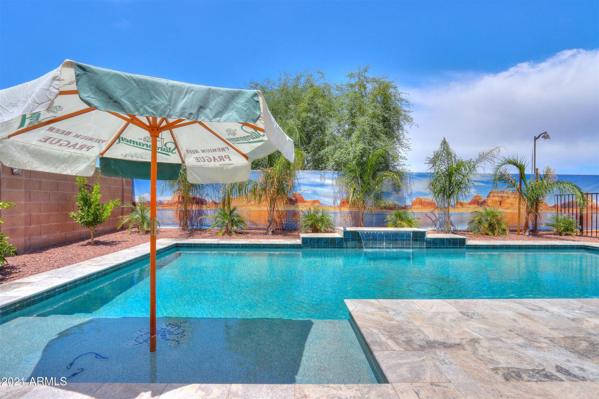 Photo for 44400 W EDDIE Way, Maricopa, AZ 85138 (MLS # 6247025)