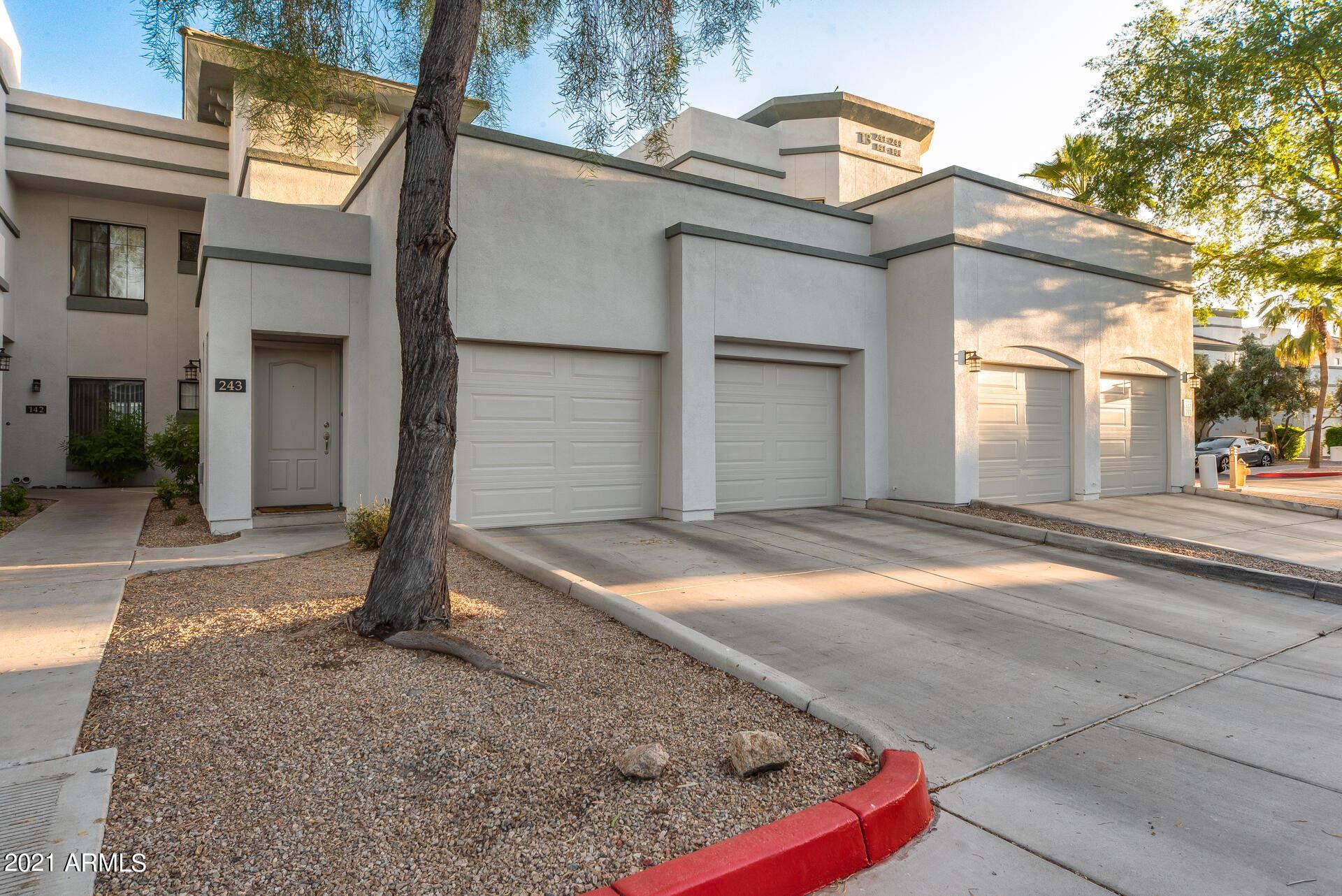 295 N RURAL Road #243, Chandler, AZ 85226 - MLS#: 6232026