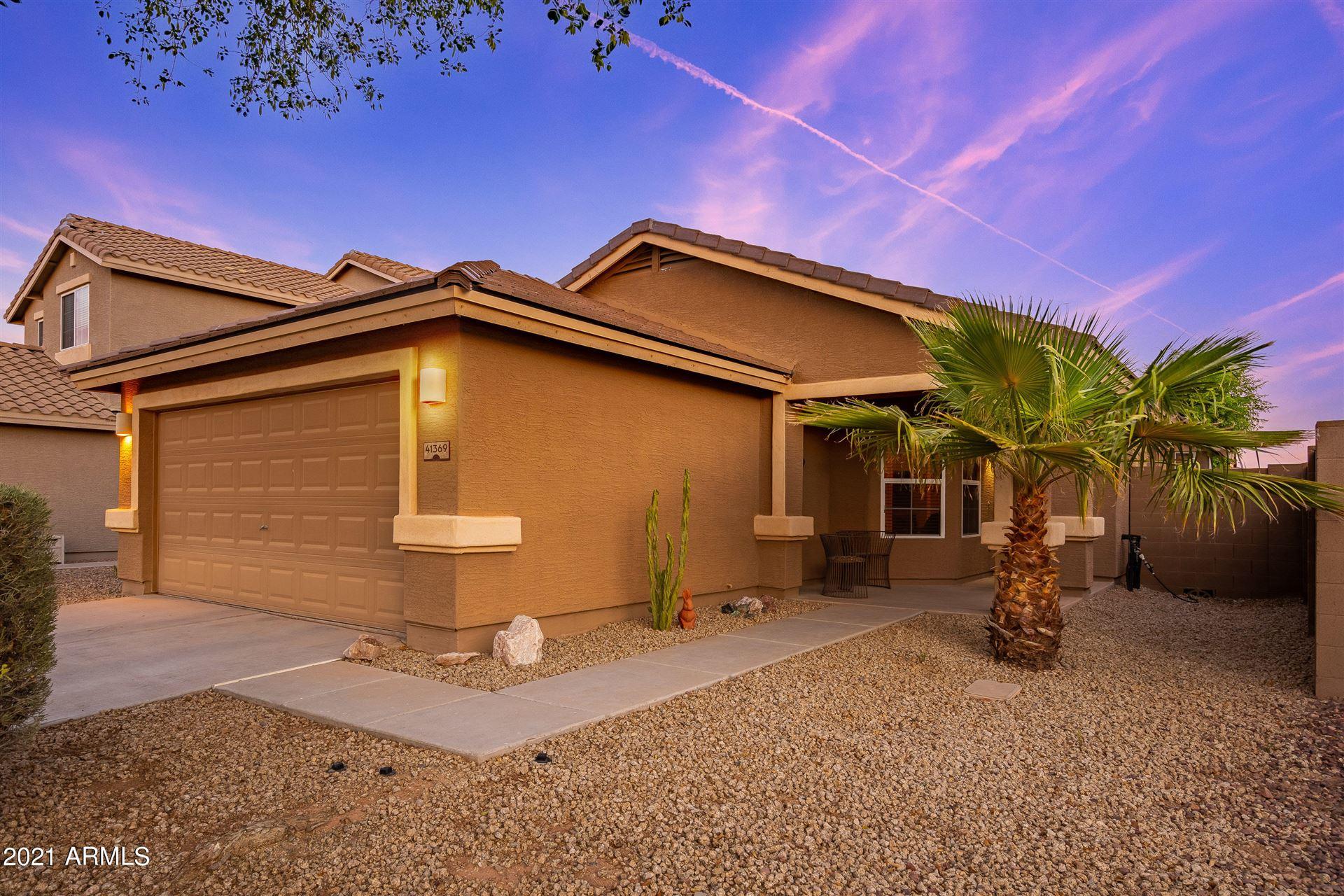 Photo of 41369 W LITTLE Drive, Maricopa, AZ 85138 (MLS # 6249026)