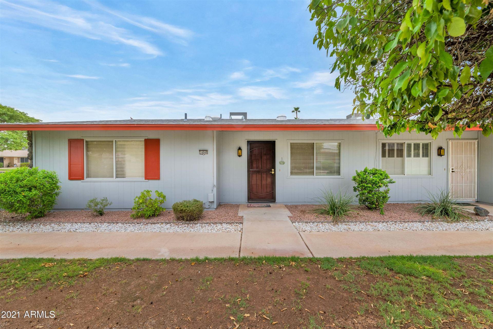 Photo of 14040 N NEWCASTLE Drive, Sun City, AZ 85351 (MLS # 6269026)
