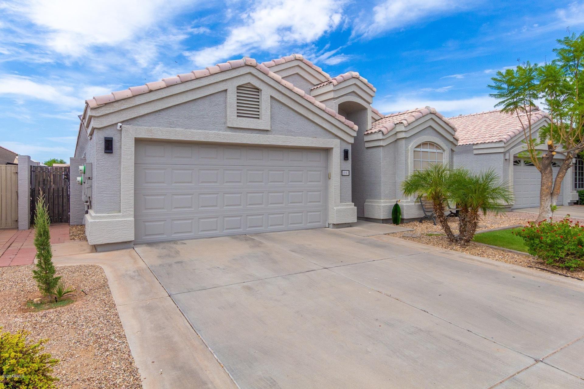 1052 W MORELOS Street, Chandler, AZ 85224 - #: 6103027