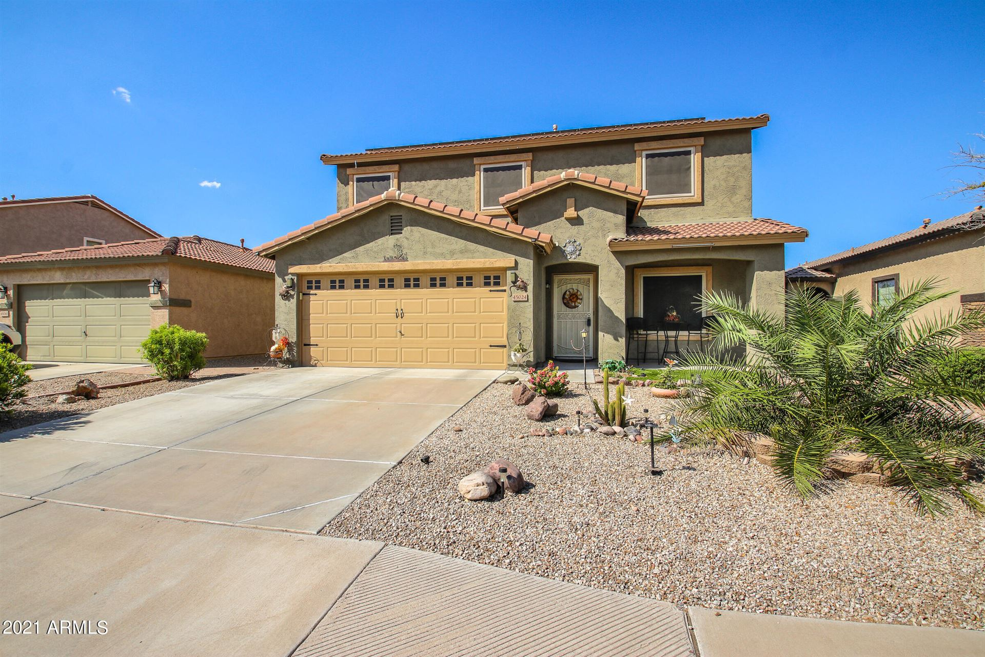 45024 W MIRAMAR Road, Maricopa, AZ 85139 - #: 6296027