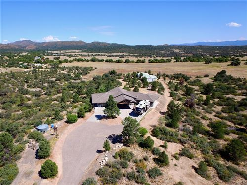 Photo of 16890 W Blue Sky Drive, Peeples Valley, AZ 86332 (MLS # 5974028)