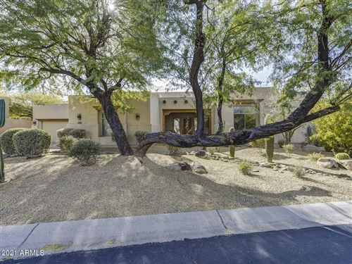 Photo of 9633 E PEAK VIEW Road, Scottsdale, AZ 85262 (MLS # 6182028)