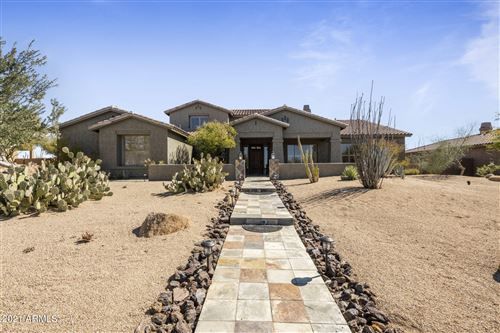 Photo of 5731 E BLUE SKY Drive, Scottsdale, AZ 85266 (MLS # 6193028)