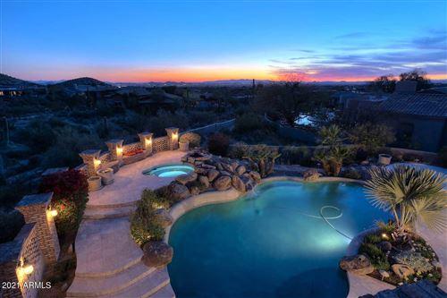 Photo of 10801 E HAPPY VALLEY Road #36, Scottsdale, AZ 85255 (MLS # 6230029)