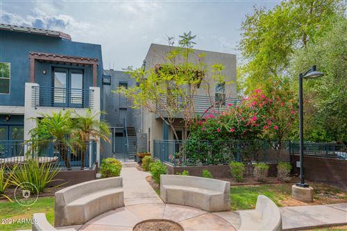 Photo of 615 E PORTLAND Street #105, Phoenix, AZ 85004 (MLS # 6255029)