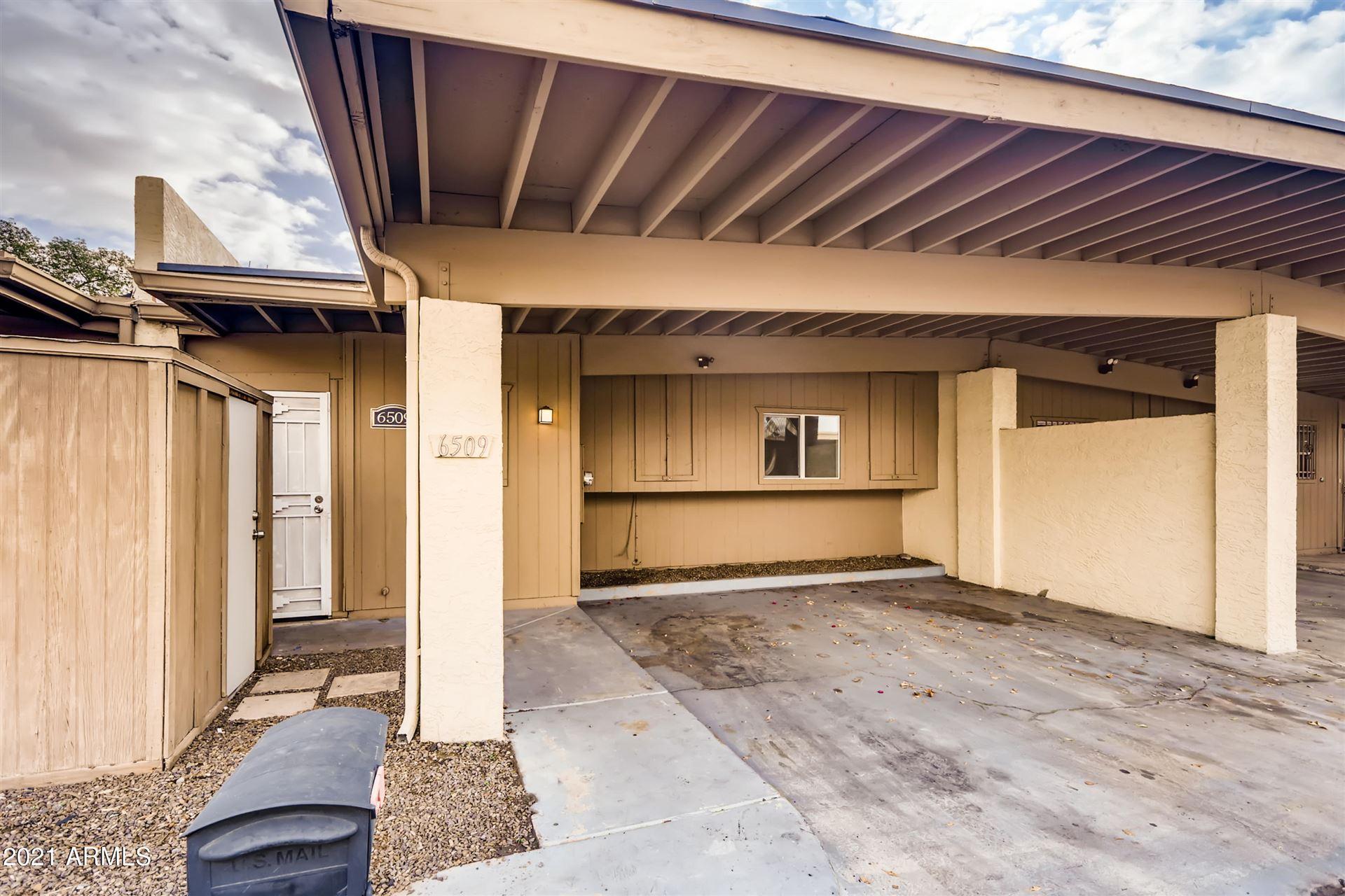 6509 N 24TH Drive, Phoenix, AZ 85015 - MLS#: 6185029