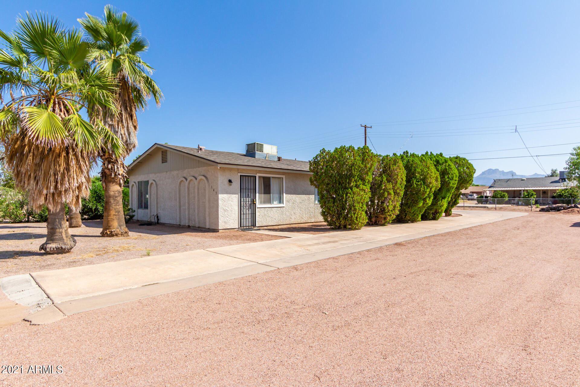 Photo of 143 S Mountain Road, Apache Junction, AZ 85120 (MLS # 6294029)