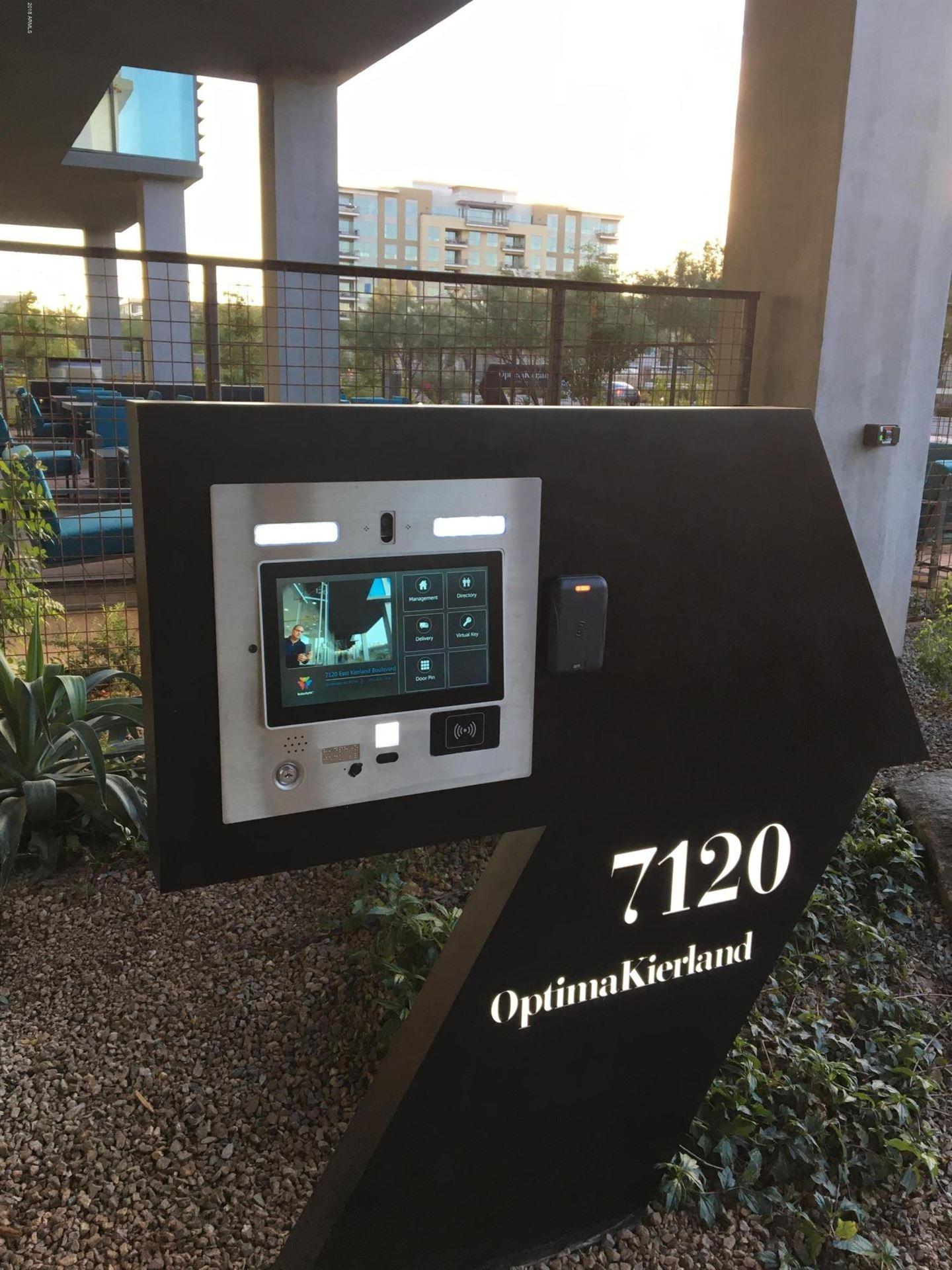 Photo of 7120 E KIERLAND Boulevard #211, Scottsdale, AZ 85254 (MLS # 6201030)