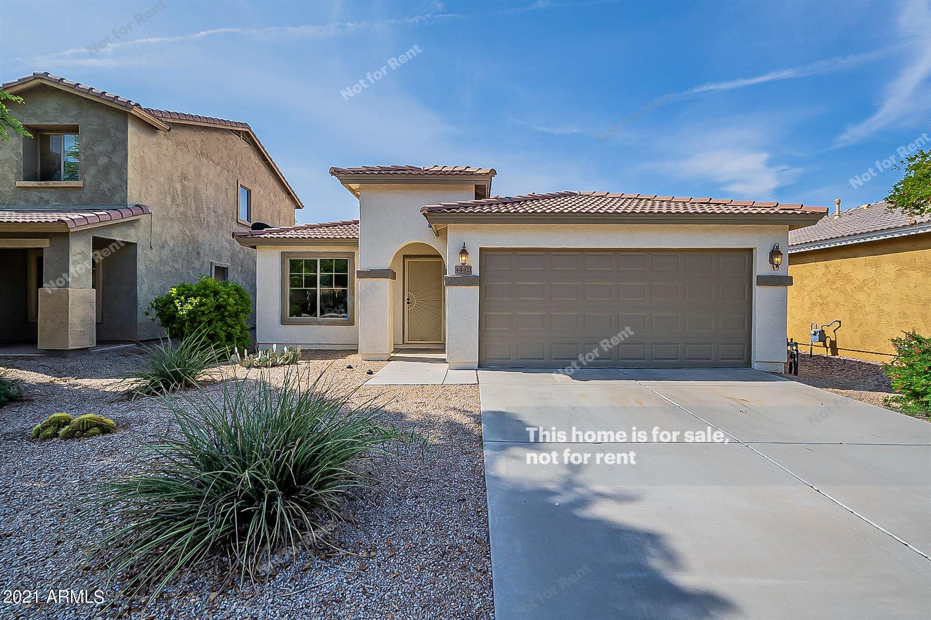 Photo for 44921 W MIRAMAR Road, Maricopa, AZ 85139 (MLS # 6282030)