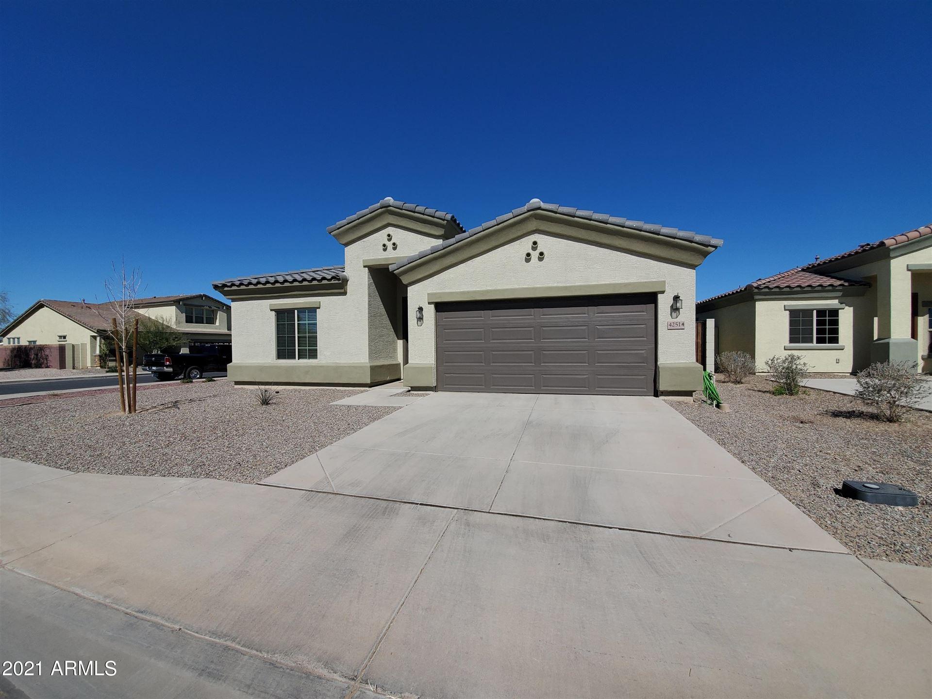 Photo for 42514 W RAMIREZ Drive, Maricopa, AZ 85138 (MLS # 6198031)