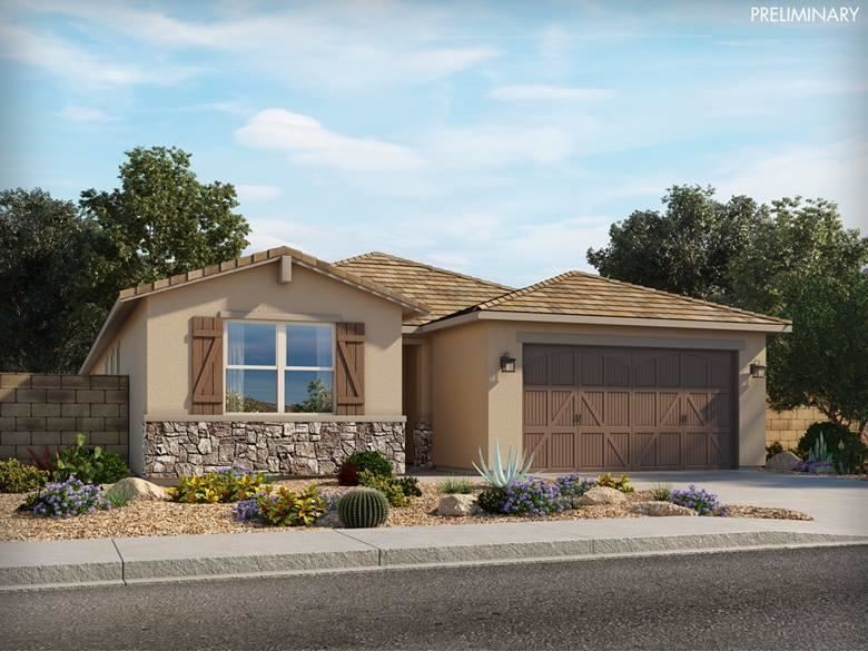 Photo for 40481 W Crane Drive, Maricopa, AZ 85138 (MLS # 6213031)