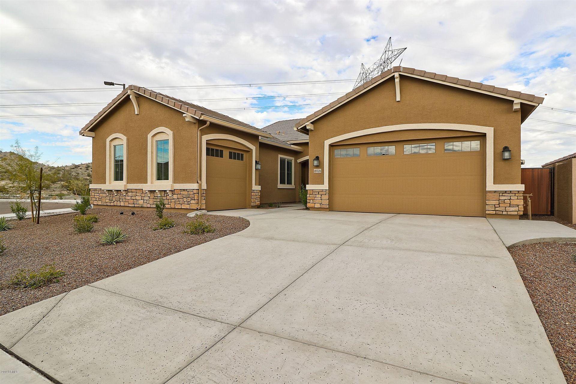 Photo of 18526 W Desert Trumpet Road, Goodyear, AZ 85338 (MLS # 6269034)
