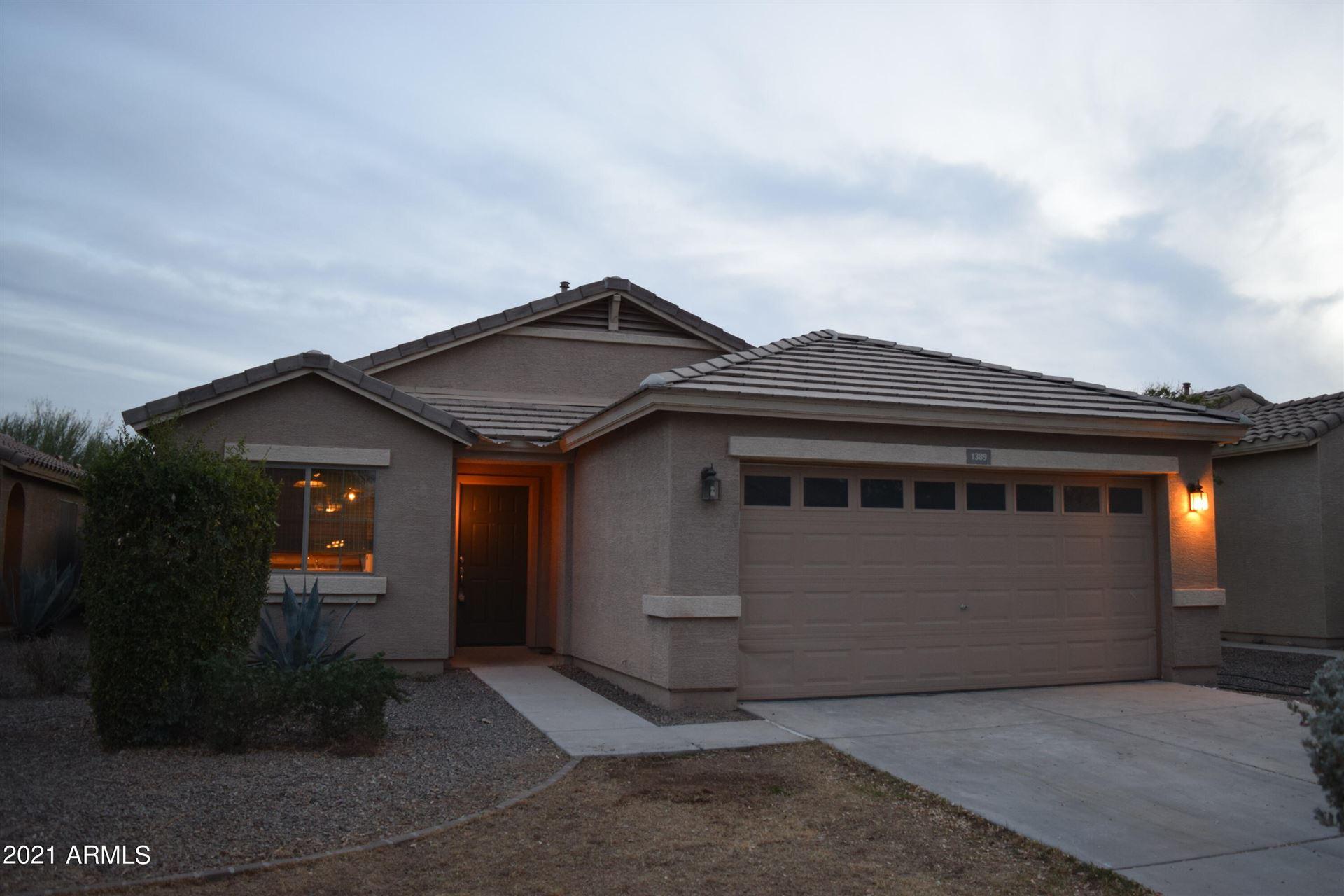 Photo of 1389 W Belmont Red Trail, Queen Creek, AZ 85143 (MLS # 6296034)