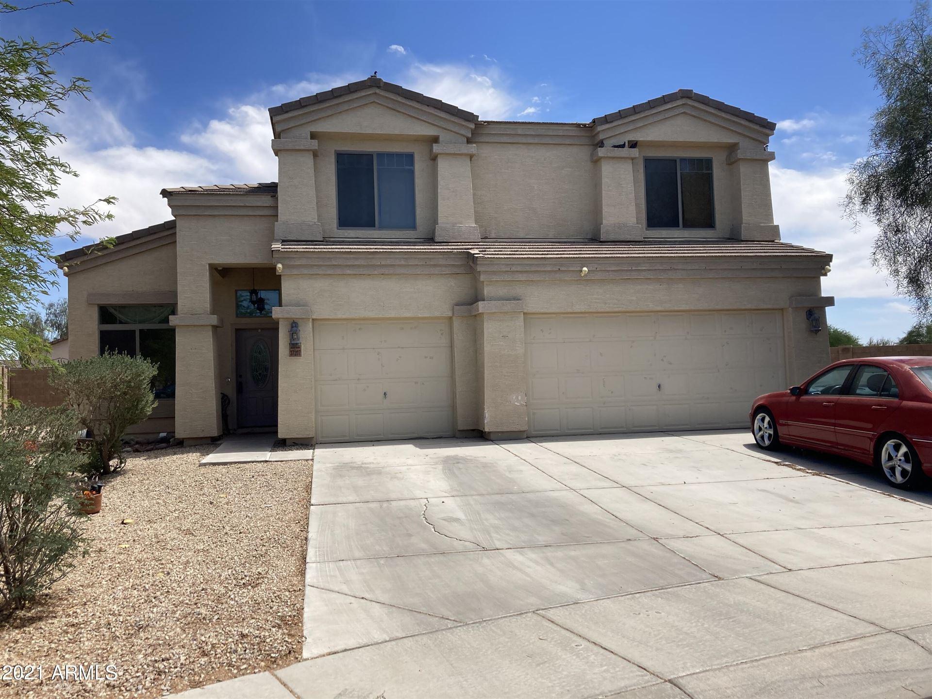 Photo of 37207 W LEONESSA Avenue, Maricopa, AZ 85138 (MLS # 6240035)