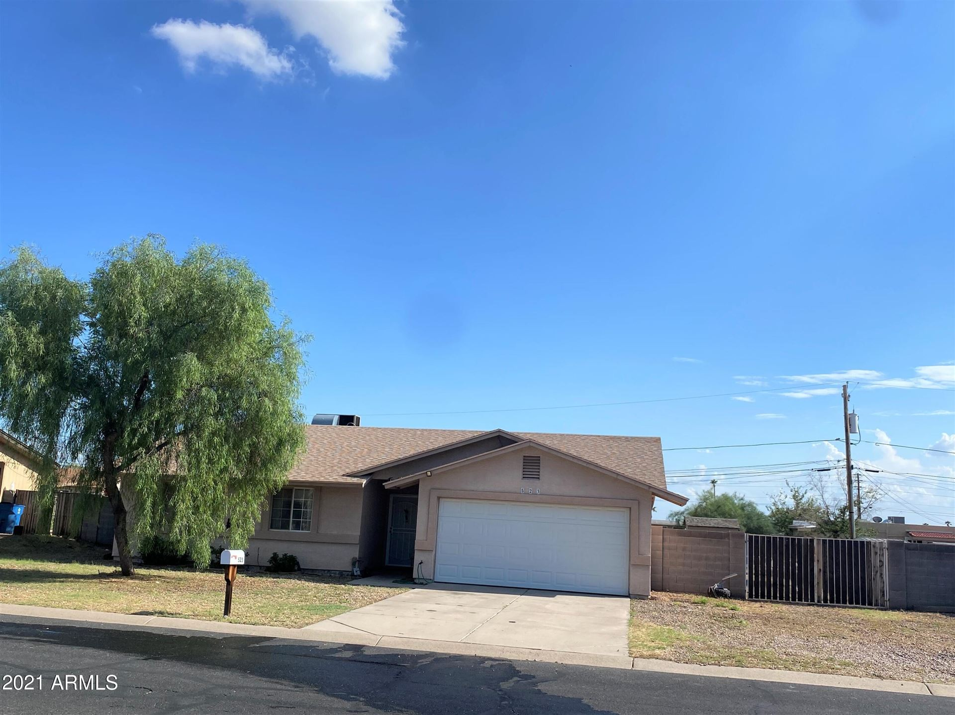 Photo of 523 E QUAIL Avenue, Apache Junction, AZ 85119 (MLS # 6289036)