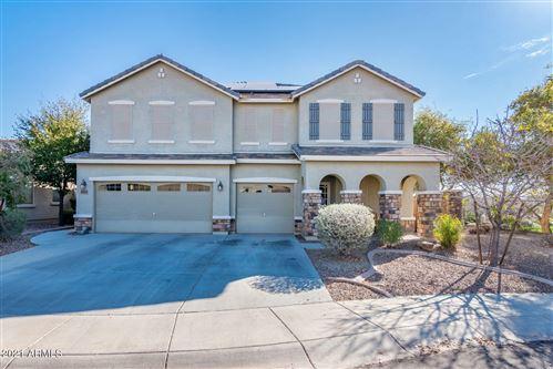 Photo of 9413 N 183RD Lane, Waddell, AZ 85355 (MLS # 6197037)